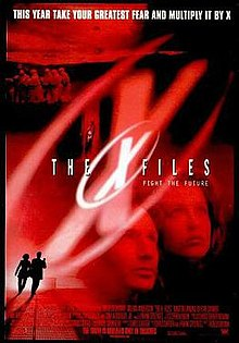 poster The X-Files - Fight the Future (1998)