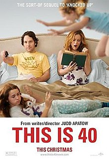 poster This Is 40 (2012)