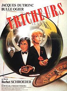 poster Tricheurs (1984)