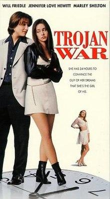 poster Trojan War (1997)