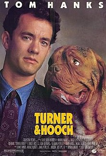 poster Turner and Hooch (1989)