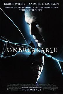 poster Unbreakable (2000)