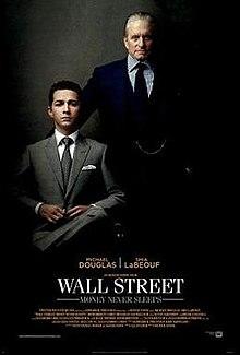 poster Wall Street Money Never Sleeps (2010)