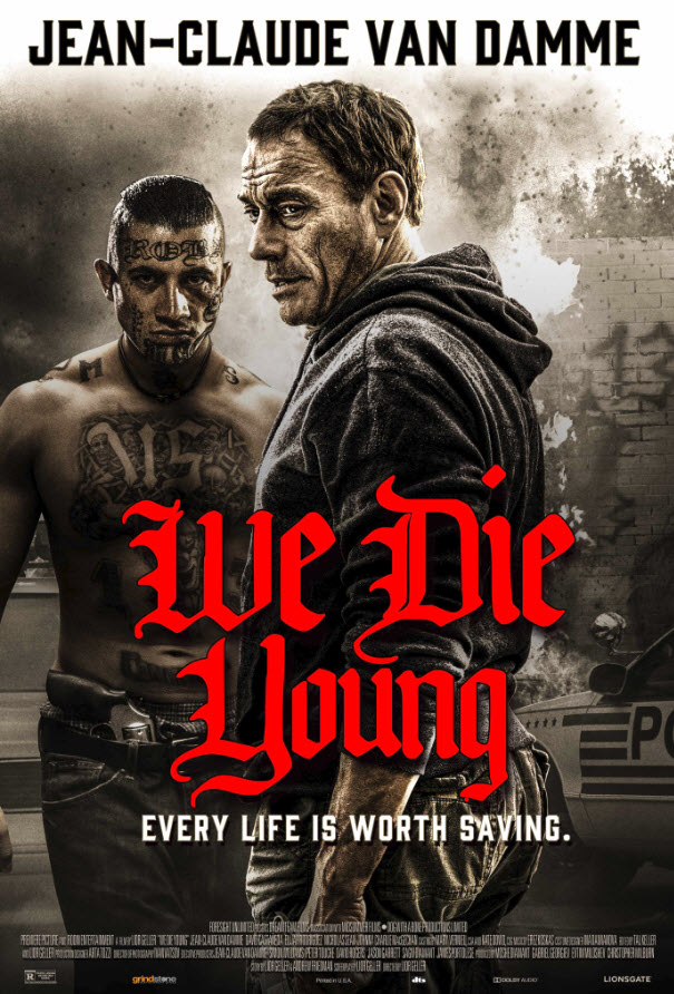 poster We Die Young (2019)