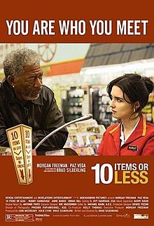 poster 10 Items or Less (2006)