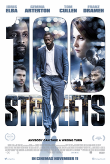 poster 100 Streets (2016)