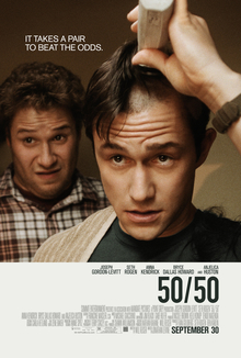 poster 50-50 (2011)