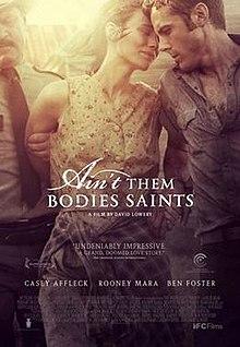 poster Ain't Them Bodies Saints (2013)
