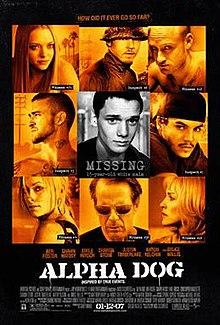 poster Alpha Dog (2006)