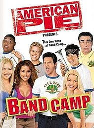 poster American Pie Presents Band Camp (Video 2005)