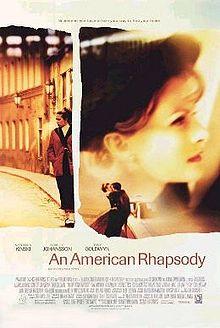 poster An American Rhapsody (2001)