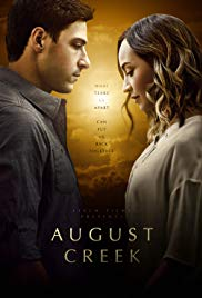 poster August Creek (2017)