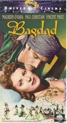 poster Bagdad (1949)