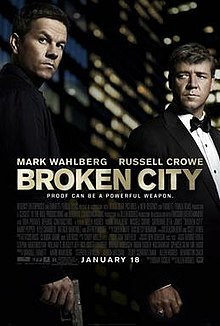 poster Broken City (2013)
