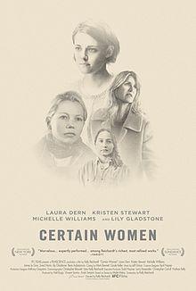 poster Certain Women (2016)