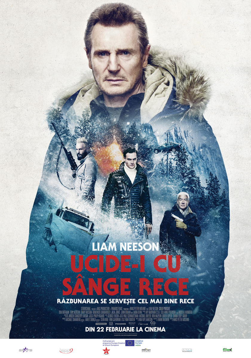 poster Cold Pursuit (2019)