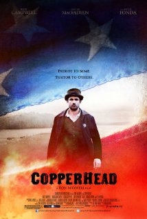 poster Copperhead (2013)