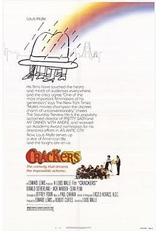 poster Crackers (1984)