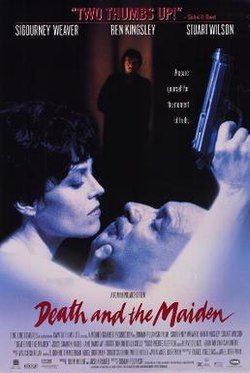 poster Death and the Maiden (1994)