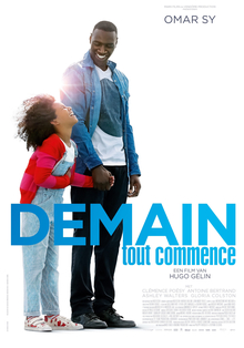 poster Demain tout commence (2016)