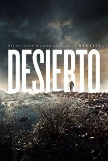 poster Desierto (2015)