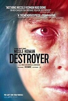 poster Destroyer (2018)