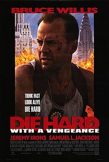 poster Die Hard With a Vengeance (1995)