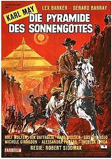 poster Die Pyramide des Sonnengottes (1965)