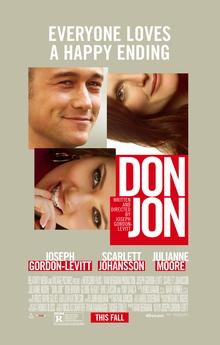 poster Don Jon (2013)