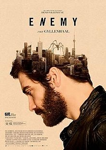 poster Enemy (2013)