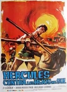 poster Ercole contro i figli del Sole (1964)