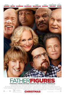 poster Father Figures (2017)