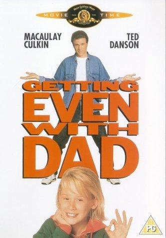 poster Getting Even with Dad (1994)