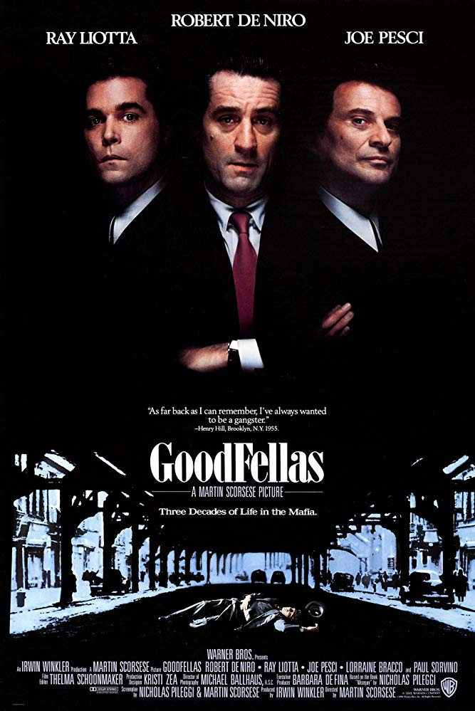 poster Goodfellas (1990)