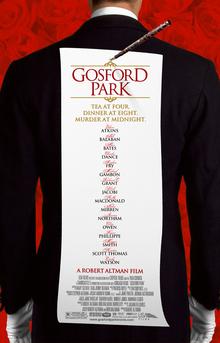 poster Gosford Park (2001)