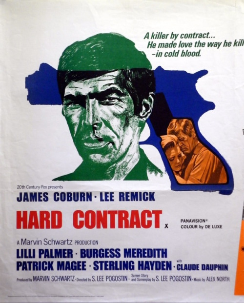 Contract dur - Hard Contract (1969)