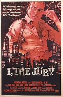 poster I, the Jury (1982)