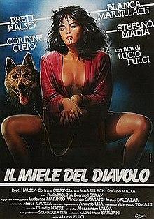 poster Il miele del diavolo (1986)
