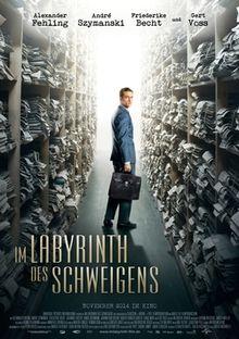 poster Im Labyrinth des Schweigens (2014)