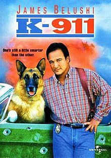 poster K-911 (Video 1999)