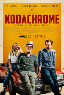 poster Kodachrome (2017)