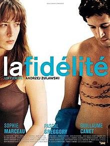poster La Fidelite (2000)