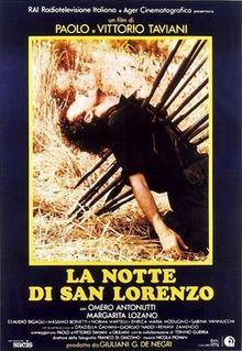 poster La Notte di San Lorenzo (1982)