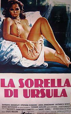 poster La sorella di Ursula (1978)