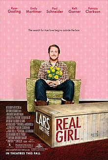 poster Lars and the Real Girl (2007)