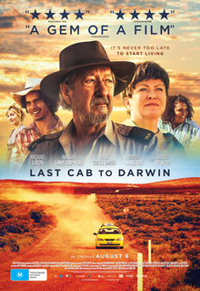 poster Last Cab to Darwin (2015)