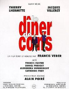 poster Le Diner De Cons (1998)