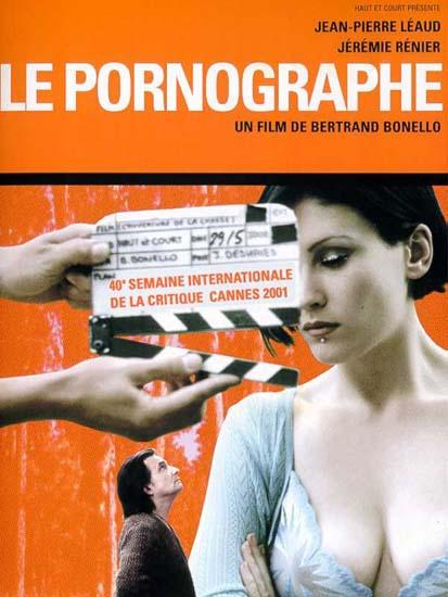 poster Le Pornographe (2001)