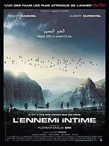 poster L'ennemi intime (2007)