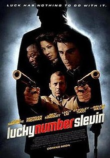 poster Lucky Number Slevin (2006)
